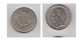 VENEZUELA - UN BOLIVAR 1967 - Venezuela