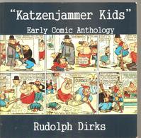 Katzenjammer  Kids Early Comic Anthology By Rudolph Dirks Edtions Lexington KY Du 11/08/2011 - Livres, BD, Revues