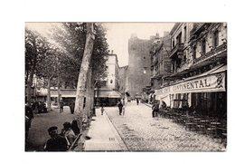 CPA 11 - Narbonne - Cours De La République , Grand Café - France