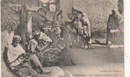 ***  MAROC  ***  CASABLANCA Aux Tnakers Fabricant De Tapis - écrite TTB - Casablanca