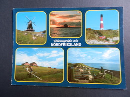 19867) NORDFRIESLAND FERIENGRUSSEN AUS VIAGGIATA - Nordfriesland