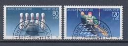 Duitsland/Germany/Allemagne/Deutschland 1985 Mi: 1238-1239 Yt: 1070-1071 (Gebr/used/obl/o)(4049) - [7] West-Duitsland