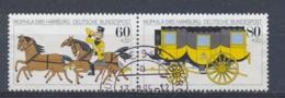 Duitsland/Germany/Allemagne/Deutschland 1985 Mi: 1255+1256 Yt: 1087+1088 (Gebr/used/obl/o)(4051) - BRD