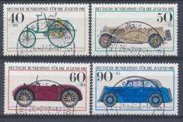 Duitsland/Germany/Allemagne/Deutschland 1982 Mi: 1123-1126 Yt: 955-958 (Gebr/used/obl/o)(4053) - [7] West-Duitsland
