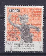 Sri Lanka 2000 Mi. 1270    50.00 (R) Traditioneller Tanz Traditional Dancing - Sri Lanka (Ceylon) (1948-...)