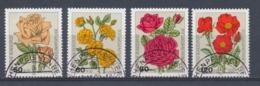 Duitsland/Germany/Allemagne/Deutschland 1982 Mi: 1150-1153 Yt: 982-985 (Gebr/used/obl/o)(4055) - BRD