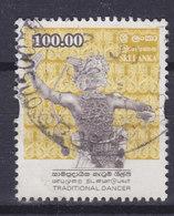 Sri Lanka 2000 Mi. 1271    100.00 (R) Traditioneller Tanz Traditional Dancing - Sri Lanka (Ceylon) (1948-...)