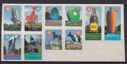 New Zealand MNH Michel Nr 1719/28 From 1998 / Catw 6.00 EUR - Nieuw-Zeeland