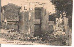 L200A_50 - Salon - Rue Pontis - Tremblement De Terre Du 11 Juin 1909 - Salon De Provence
