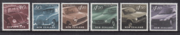 New Zealand MNH Michel Nr 1836/41 From 2000 / Catw 10.00 EUR - Nieuw-Zeeland