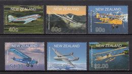 New Zealand MNH Michel Nr 1908/13 From 2001 / Catw 11.00 EUR - Nieuw-Zeeland