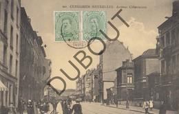 Postkaart-Carte Postale KUREGEM/CUREGHEM Anderlecht Avenue Clémenceau 1920 (L114) - Anderlecht