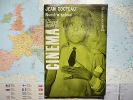 L'Avant Scène Cinéma N° 138-139 Numéro Spécial Jean Cocteau - Cine