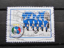 *ITALIA* USATI 2006 - 25° ASS NAZIONALE ITALIANA CANTANTI - SASSONE 2887 - LUSSO/FIOR DI STAMPA - 6. 1946-.. Repubblica