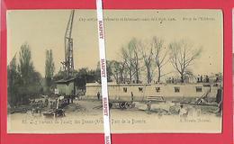 LIEGE - Expo 1905  -  Les Travaux Du Palais Des Beaux Arts Au Parc De La Boverie - Luik