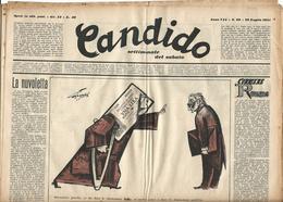 °°° Candido N. 29 Del 22 Luglio 1951 °°° - Libri, Riviste, Fumetti