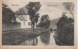 RATINGEN  IN DER BRUCK   En 1923 - Ratingen