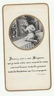 Souvenir Communion Solennelle Donnez-vous à Moi Seigneur Jean Navarre Eglise St Christophe Charleroi 1935 - Communion