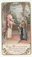 Souvenir Communion Solennelle André LHEUREUX Eglise Paroissiale Notre-Dame Wasmes 1927 - Communion