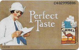 Netherlands/Germany (Cooperation) - Camel... Perfect Taste, 2.5ƒ, 07.1994, 12.000ex, Used - Paesi Bassi