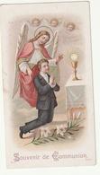 Souvenir Communion Solennelle Alfred BLAIRVACQ Blicquy 1921 Communieprentje - Communion