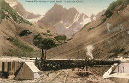CHILI(CORDILLERA) TRAIN - Chili