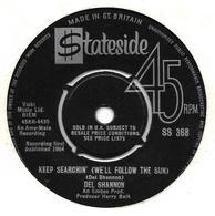 "Del Shannon  ""  Keep Searchin' (We'll Follow The Sun)  "" - Vinyles"
