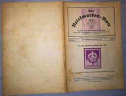 THE STAMP MESSENGER- DER BRIEFMARKEN BOTE MAGAZINE, GERMAN, HERMANNSTADT-SIBIU, NR 9, SEPTEMBER 1942, ROMANIA - Riviste