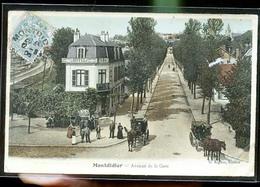 Montdidier  COLORISEE PHOTO CARTE        JLM - Montdidier