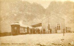 CHILI(USPALLATA) TRAIN - Chili
