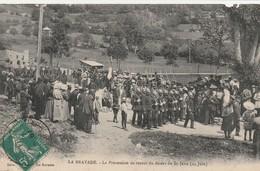 LA BRAVADE Procéssion Le  Retour Du Désert De Saint Jean 24 Juin RRR - Francia