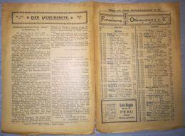 PERSONAL POSTCARDS ALBUMS- SENFS POSTKARTEN ALBUMS MAGAZINE, PRICE LIST, LEIPZIG, ABOUT 1900, GERMANY - Riviste