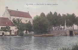 119 Vivorde Pont Brule La Maison Pontiere - Vilvoorde