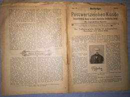 ILLUSTRATED STAMPS JOURNAL- ILLUSTRIERTES BRIEFMARKEN JOURNAL MAGAZINE SUPPLEMENT, LEIPZIG, NR 9, 1892, GERMANY - Riviste