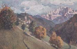 CARTOLINA - POSTCARD - BELLUNO - PIEVE DI LIVINALLONGO - Bolzano (Bozen)