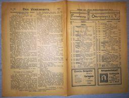 ILLUSTRATED STAMP JOURNAL-ILLUSTRIERTES BRIEFMARKEN JOURNAL MAGAZINE PRICE LIST, LEIPZIG, NR 2, 1902, GERMANY - Riviste