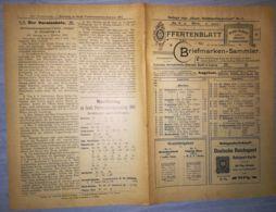 ILLUSTRATED STAMP JOURNAL-ILLUSTRIERTES BRIEFMARKEN JOURNAL MAGAZINE PRICE LIST, LEIPZIG, NR 5, 1902, GERMANY - Riviste