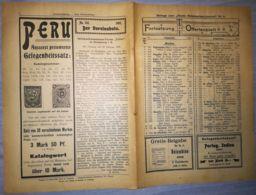 ILLUSTRATED STAMP JOURNAL-ILLUSTRIERTES BRIEFMARKEN JOURNAL MAGAZINE PRICE LIST, LEIPZIG, NR 6, 1902, GERMANY - Riviste