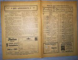 ILLUSTRATED STAMP JOURNAL-ILLUSTRIERTES BRIEFMARKEN JOURNAL MAGAZINE PRICE LIST, LEIPZIG, NR 8, 1902, GERMANY - Riviste