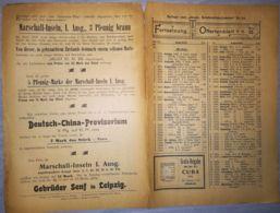 ILLUSTRATED STAMP JOURNAL-ILLUSTRIERTES BRIEFMARKEN JOURNAL MAGAZINE PRICE LIST, LEIPZIG, NR 24, 1899, GERMANY - Riviste