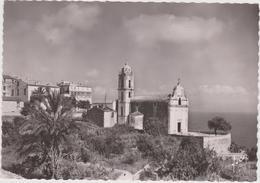 DAV :  Corse :    CARGESE  : Vue  église - France