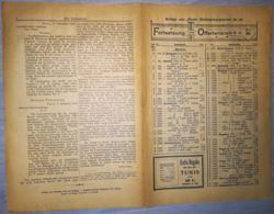 ILLUSTRATED STAMP JOURNAL-ILLUSTRIERTES BRIEFMARKEN JOURNAL MAGAZINE PRICE LIST, LEIPZIG, NR 20, 1900, GERMANY - Riviste