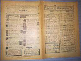 ILLUSTRATED STAMP JOURNAL-ILLUSTRIERTES BRIEFMARKEN JOURNAL MAGAZINE PRICE LIST, LEIPZIG, NR 2, 1899, GERMANY - Riviste