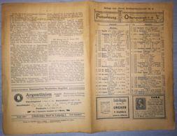 ILLUSTRATED STAMP JOURNAL-ILLUSTRIERTES BRIEFMARKEN JOURNAL MAGAZINE PRICE LIST, LEIPZIG, NR 6, 1899, GERMANY - Magazines