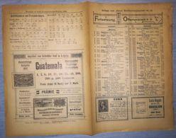 ILLUSTRATED STAMP JOURNAL-ILLUSTRIERTES BRIEFMARKEN JOURNAL MAGAZINE PRICE LIST, LEIPZIG, NR 10, 1899, GERMANY - Magazines