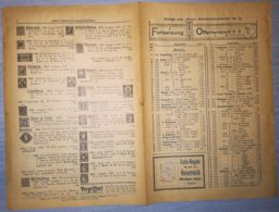 ILLUSTRATED STAMP JOURNAL-ILLUSTRIERTES BRIEFMARKEN JOURNAL MAGAZINE PRICE LIST, LEIPZIG, NR 14, 1899, GERMANY - Riviste