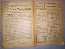 ILLUSTRATED STAMP JOURNAL-ILLUSTRIERTES BRIEFMARKEN JOURNAL MAGAZINE PRICE LIST, LEIPZIG, NR 2, 1901, GERMANY - Riviste