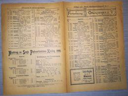 ILLUSTRATED STAMP JOURNAL-ILLUSTRIERTES BRIEFMARKEN JOURNAL MAGAZINE PRICE LIST, LEIPZIG, NR 4, 1900, GERMANY - Riviste