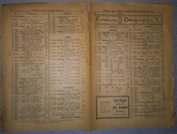 ILLUSTRATED STAMP JOURNAL-ILLUSTRIERTES BRIEFMARKEN JOURNAL MAGAZINE PRICE LIST, LEIPZIG, NR 10, 1901, GERMANY - Riviste
