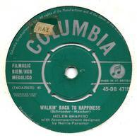 "Helen Shapiro  ""  Walkin' Back To Happiness  "" - Vinyles"